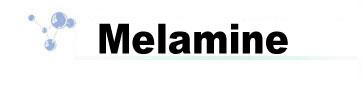 melamine
